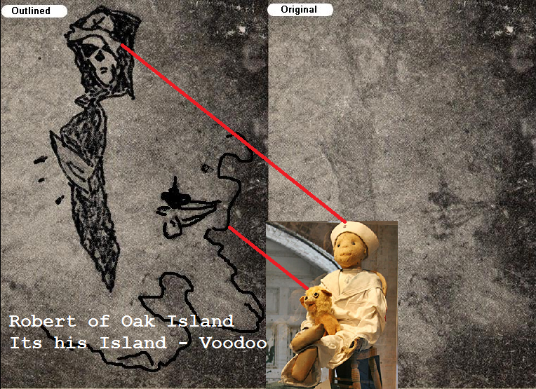 OAK ISLAND CURSED ROBERT THE DOLL VOODOO! | Keith Ranville First