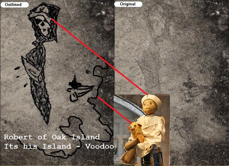 Oak Island Rober The Doll