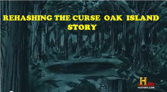Curse Of Oak Island Intro