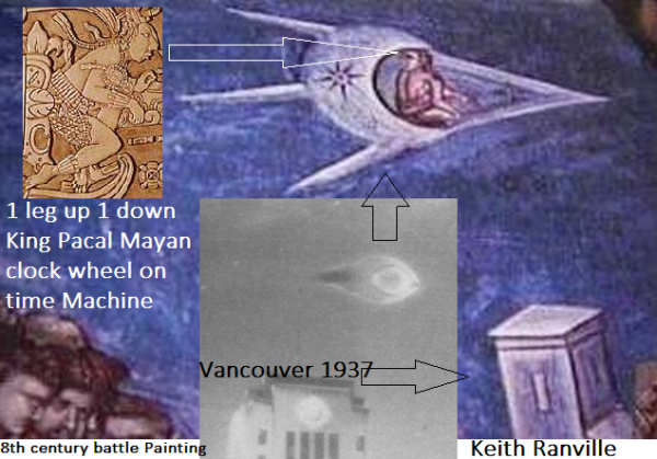 king pacal mayan vancouver time machine