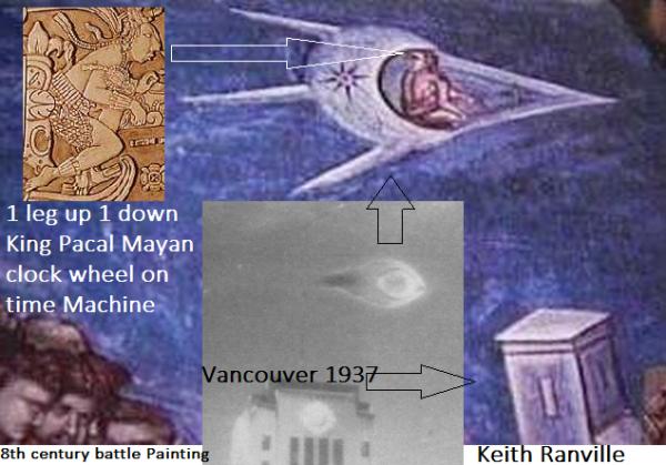 king pacal mayan vancouver time machine