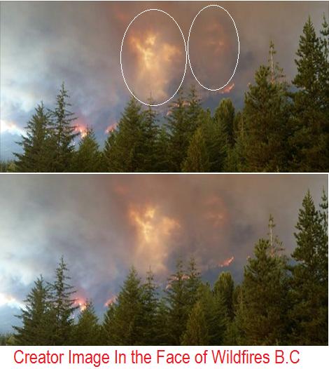 B.C Wildfires Creator