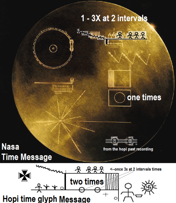 Nasa Hopi Message