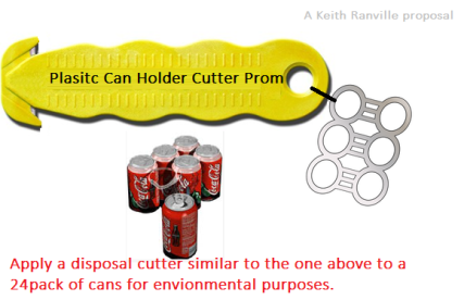 Plastic can cutter proposal